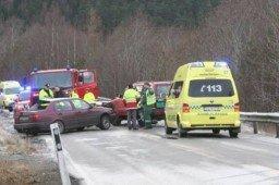 erstatning etter trafikkskade